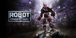 Robot Combat Legue